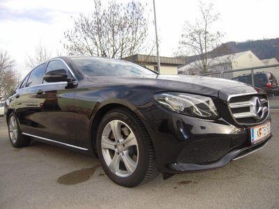 gebraucht Mercedes E220 Exclusive Aut.1-Hand Voll Extras Sehr gepflegt!