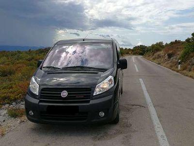 gebraucht Fiat Scudo Panorama L1H1 2,0 16V Family 8 Sitzer
