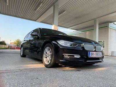 gebraucht BMW 320 3er-Reihe d ModernLine Kombi / Family Van,