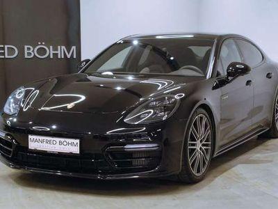 gebraucht Porsche Panamera 4 E-Hybrid II Sport-Design-Paket