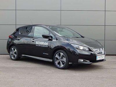 gebraucht Nissan Leaf N-Connecta 40kWh Limousine
