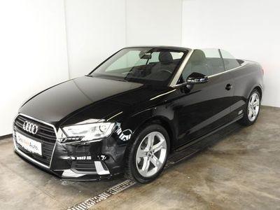 gebraucht Audi A3 Cabriolet 1.5 TFSI COD Sport