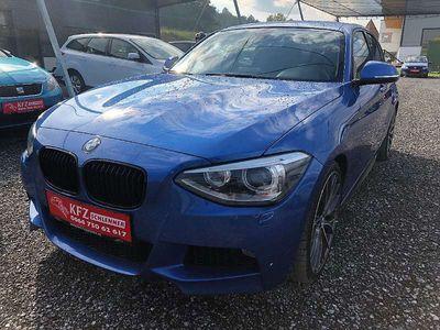 gebraucht BMW 120 1er-Reihe d M-Sportpaket Limousine,