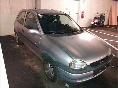brugt Opel Corsa B Klein-/ Kompaktwagen,