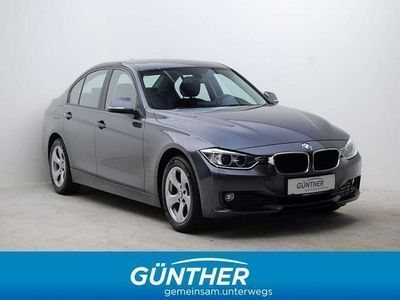 gebraucht BMW 320 d EfficientDynamics Edition Österreich-Paket Aut.