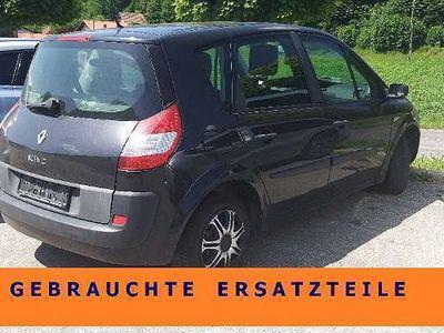 gebraucht Renault Scénic Authentique 1,4 16V Kombi / Family Van,