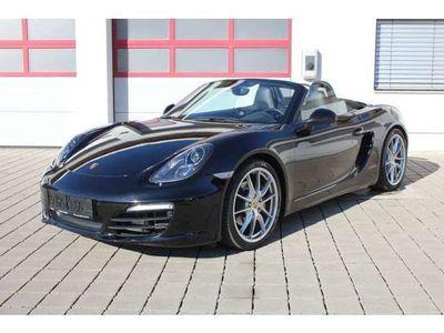 used Porsche Boxster S 981 3,4 DSG