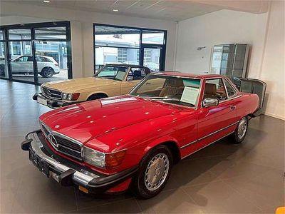 gebraucht Mercedes 560 SLUS-Import