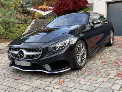 gebraucht Mercedes S500 S 5004MATIC Coupe Aut.