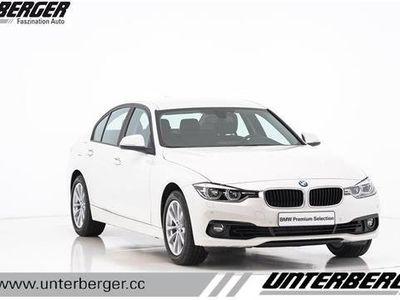 gebraucht BMW 318 3er-Reihe i Advantage Aut. Limousine,