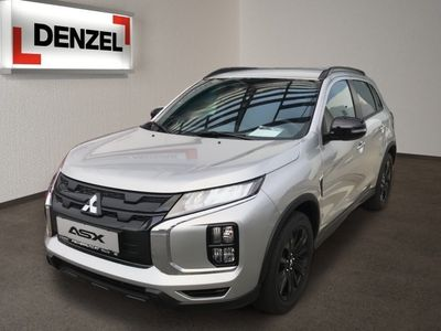gebraucht Mitsubishi ASX 2,0 MIVEC CVT 4WD Intense Black Line 20