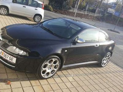 gebraucht Alfa Romeo GT Alfa 1,8 T.Spark Distinctive Blackline