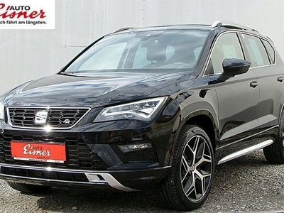 used Seat Ateca Xcellence DSG 4 Drive