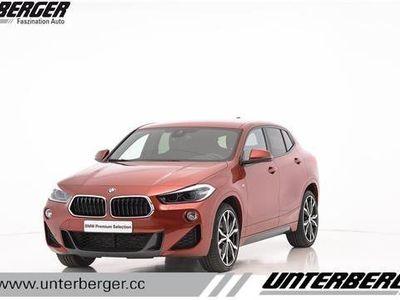gebraucht BMW X2 xDrive20d M Sport / Head Up / Navi Prof.