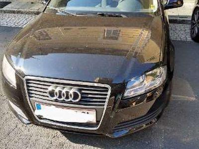 gebraucht Audi A3 Sportback Attraction 1,6 TDI DPF