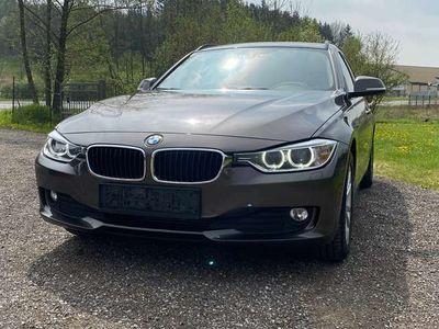 gebraucht BMW 316 3er-Reihe Kombi Diesel F31 Xenon Sitzheizung AHK