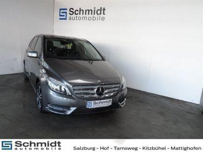gebraucht Mercedes B200 CDI BlueEfficiency A-Edition Plus DPF Aut.