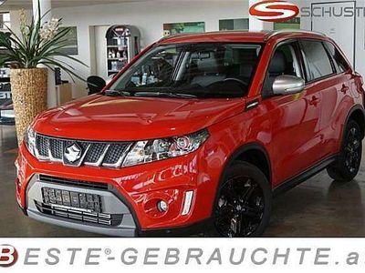 gebraucht Suzuki Vitara 1,4 S 4WD SUV / Geländewagen,