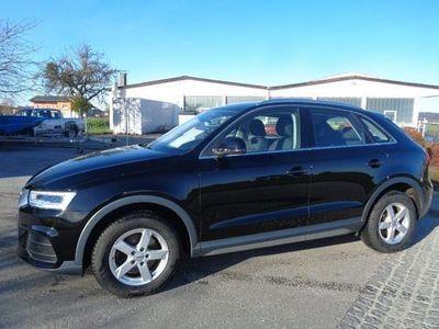 gebraucht Audi Q3 2,0 TDI Intense quattro