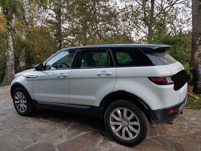 gebraucht Land Rover Range Rover evoque SE 2,0 TD4 Aut. NEUER PREIS SUV / Geländewagen