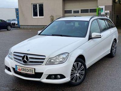 gebraucht Mercedes C180 T CDI BlueEfficiency- 1.Besitz *9.100€ Netto* Navi