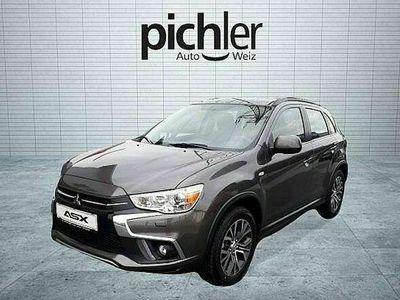 gebraucht Mitsubishi ASX 1,6 MIVEC 2WD Invite Vision 40 19