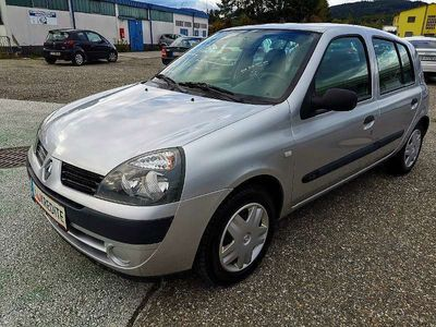 gebraucht Renault Clio Expression 1,2 TCE 16V Limousine