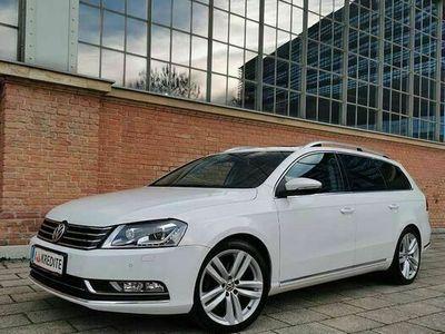 gebraucht VW Passat Variant Sky BMT TDI DPF 4Motion DSG