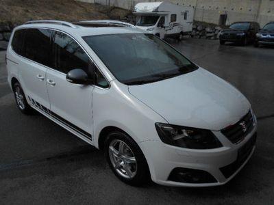 gebraucht Seat Alhambra FR 20 TDI DSG 4WD