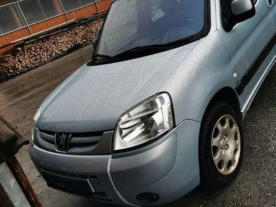 gebraucht Peugeot Partner Family 2,0 HDI