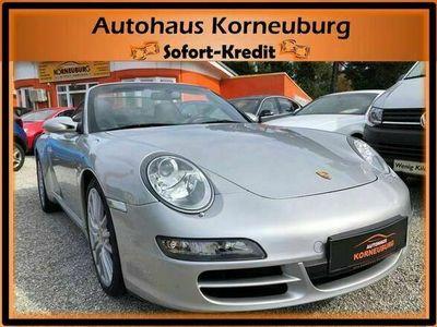 gebraucht Porsche 911 Carrera Cabriolet 997 *mit nur 72.300km*Top-Zustand*