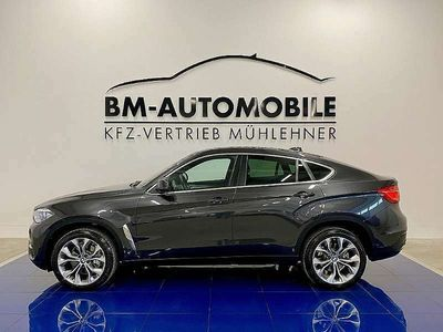 gebraucht BMW X6 xDrive40d,HeadUp,AHK,Sitzlüftung,LED,ACC,H&K SUV / Geländewagen
