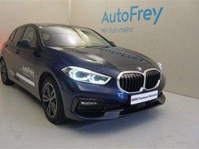 gebraucht BMW 118 1er-Reihe i Limousine