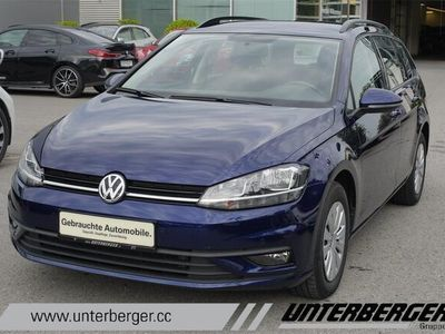 gebraucht VW Golf Variant Trendline 1,6 TDI