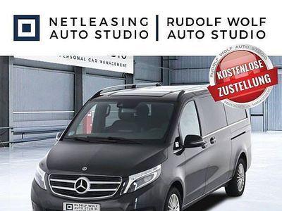 gebraucht Mercedes V250 V-Klassed XL Extralang Avantgarde Kam+Navi+AHK+8Sz Autom./LED, 190 PS, 4 Türen, Automatik
