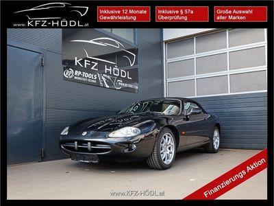 gebraucht Jaguar XK8 Cabrio Cabrio / Roadster