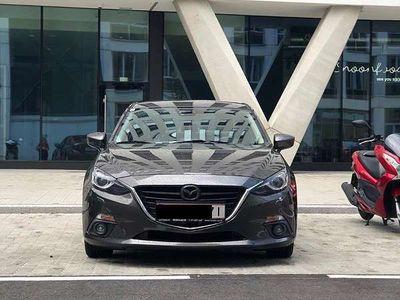 gebraucht Mazda 3 G120 Attraction Limousine,