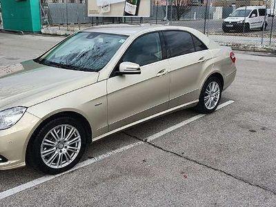 gebraucht Mercedes 350 E-Klasse //CDI 4 MATIC TOP ZUSTAND // Limousine