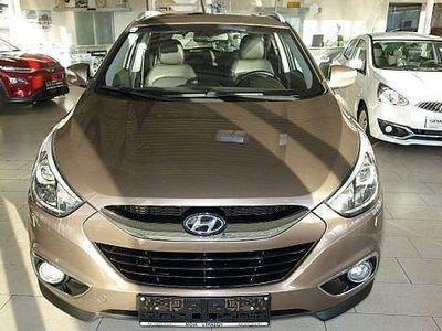 gebraucht Hyundai ix35 2,0 CRDi Premium SUV / Geländewagen