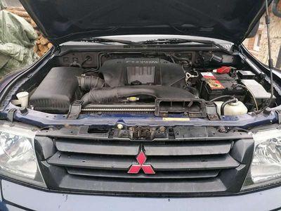 gebraucht Mitsubishi Pajero Wagon 3,2 DI SUV / Geländewagen