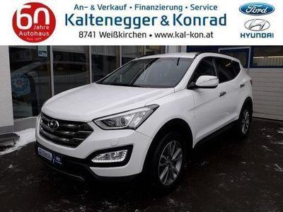 used Hyundai Santa Fe 2,2 CRDi Premium Aut.