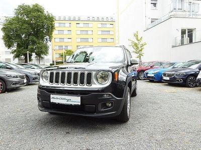 used Jeep Renegade 2,0 MultiJet II 140 Limited AWD Aut. SUV / Geländewagen,