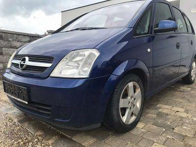 gebraucht Opel Meriva 1,7 CDTI Klein-/ Kompaktwagen
