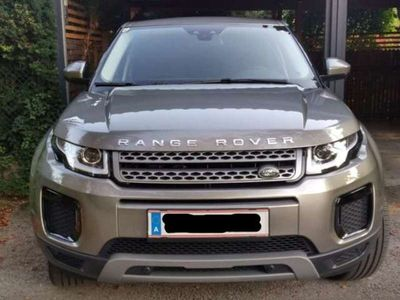 gebraucht Land Rover Range Rover evoque Autobiography 2,2 SD4 Aut.