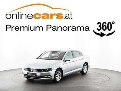 used VW Passat Highline 2,0 TDI Limousine,