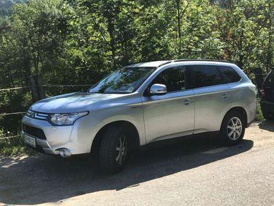 gebraucht Mitsubishi Outlander 2,2 DI-D AS&G Intense+ SUV / Geländewagen,