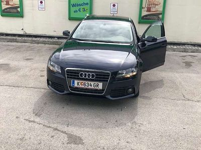 gebraucht Audi A4 B9 Kombi / Family Van