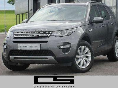 gebraucht Land Rover Discovery Sport 2,0 SD4 4WD HSE Luxury Aut.*7-Sitzer* SUV / Geländewagen