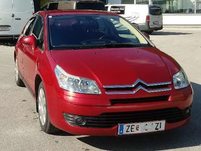 used Citroën C4 1,6 HDi 110 Exclusive FAP