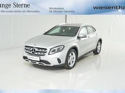 gebraucht Mercedes GLA200 GLA 200 d